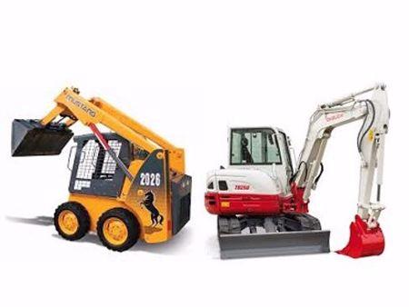 Immagine per la categoria Escavatori e Minipale