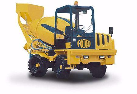 Immagine per la categoria Dumper, autobetoniere, carriole cingolate